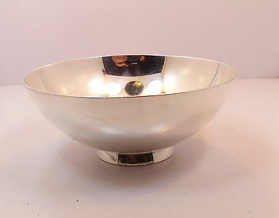 Tiffany & Co 925-1000 Sterling Silver Finger Bowl  22674 ~ 4 -1/2""