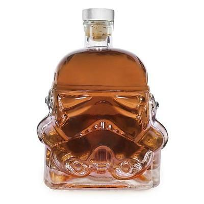 Star Wars Decanter with shotglasses Ultimate colectable