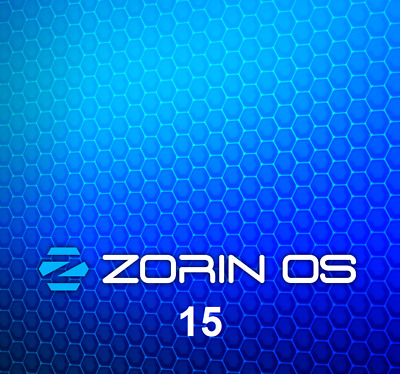 New Release  Zorin OS 12.3 Core - 32 or 64 Bit DVD Newbie Linux Operating System