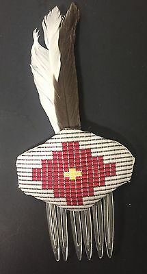 Kaya American Girl Doll Retired Pow-Wow Dress of Today Feathered COMB ONLY