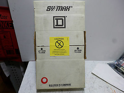 Square D - Symax - Plc Output Module - Hom-271 -- Isolated Relay -- Fact Sealed