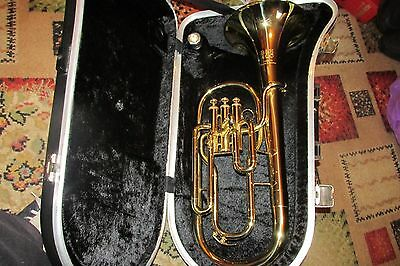 Good used Boosey & Hawkes 400 series Eb Tenor Horn