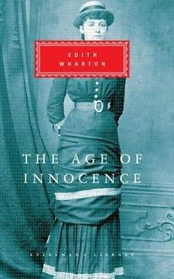 The Age of Innocence by Edith Wharton Hardcover Book
