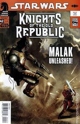 Star Wars Knights of the Old Republic (2006) #42 VF