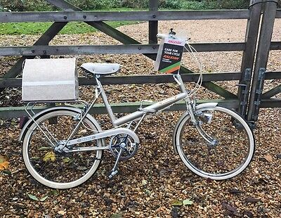 Vintage Raleigh 20 Twenty  Folder Folda Stowaway Bicycle In Excellent Condition