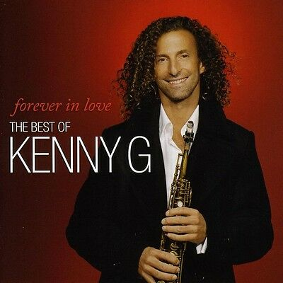 Kenny G - Forever In Love-The Best Of [CD New]