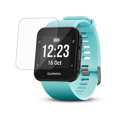 3* Clear LCD Screen Protector Cover for Garmin Sports Smart Watch ForeRunner 35