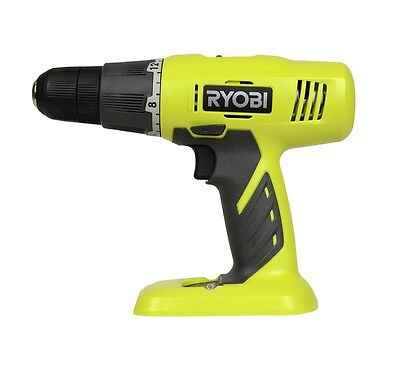 """New Ryobi One + 18V 18 Volt 3/8"""" 2 Speed Cordless Drill Driver P209 (Tool Only)"""