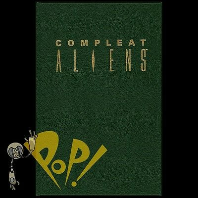 COMPLEAT ALIENS HC Edition SIGNED Super Rare PUBLISHER PROOF Copy Dark Horse!