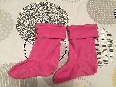 Girls Joes Wellie Socks, Size 11