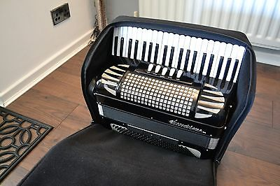Excelsior Accordiana 508 Accordion with Case, Excellent Condition, Free Postage