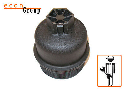 Renault; Opel; Nissan; Vauxhall Top Cover, Oil Sieve / Filter Housing
