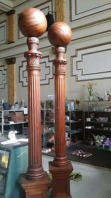 Majestic Wood, Masonic Pillars, Columns