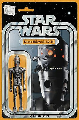 Star Wars #25 (2016) 1St Printing Christopher Action Figure Variant Cover
