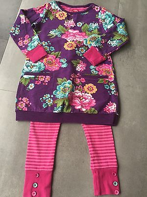 Gorgeous Girls JOULES tunic Dress/top And Leggings Age 5-6
