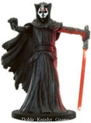 WOTC Star Wars Minis Champions o/t Force Darth Nihilus NM