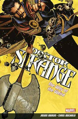 Doctor Strange Volume 1: The Way of the Weird by Chris Bachalo, Jason Aaron | Pa