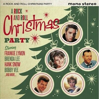 Various Artists - A Rock and Roll Christmas Party [New CD] UK - Import