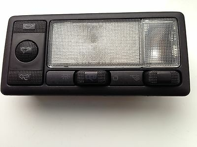 Mk3 Golf Corrado Passat 35i B4 Black Sunroof Switch/interior Dome Light