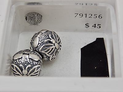AUTHENTIC PANDORA Lacewing Butterfly Clip Charm 791256 Sterling (ONE CHARM) NEW!