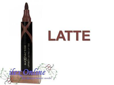 Max Factor Lipfinity Lasting Lip Tint  #10 Latte   *new & Sealed*