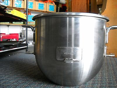 Hobart Mixing Bowl VMLH-30 Genuine Hobart - Stainless Steel