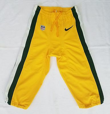 Green Bay Packers - Team Issued/Player Worn Nike Football Pants (Size 30)