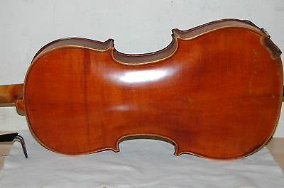 Old Hopf Violin - 4/4 size (item#27)