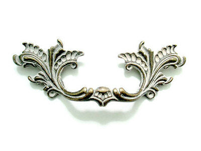 """2.75"""" Center French Provincial drawer pulls Shabby Chic handle metal 2 3/4"""" CC"""