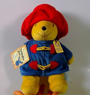 My First Paddington Bear Kids Gifts 1996 New with Tags