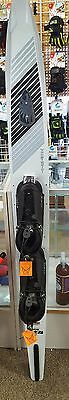 """2016 67"""" HO Syndicate Type R Waterski W Dbl XMax Boots  Fits 160- 210 lbs"""