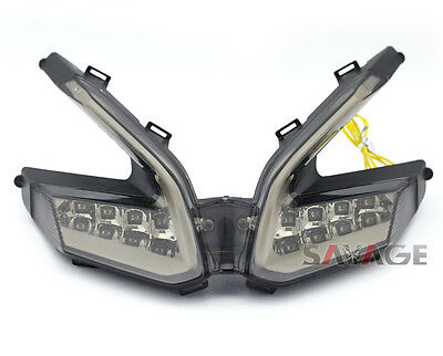 Integrated LED Turn Signal Tail Light Fr Ducati 899 959 1199/S/R 1299 Panigale S