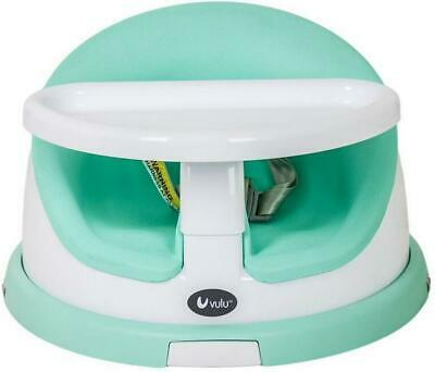 Love N Care Vulu Booster Seat (Mint) Love Care Free Shipping!