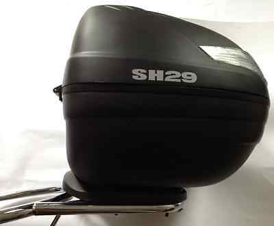 Vespa – Scooter –Motorcycle Top Case - Top Box. SH29 15 x 15.8 x 11.8 inches