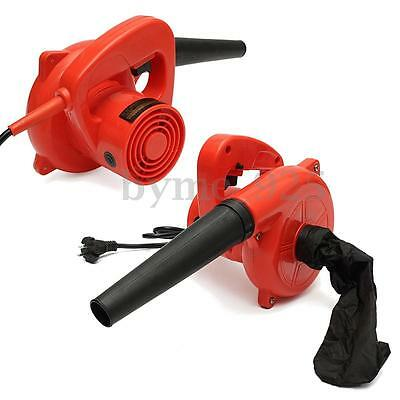 220V Suck Blow Dust Electric Hand Operated Air Blower Computer Vacuum Cleaner