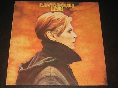 David Bowie rare '77 UK 1st press LP Low on RCA  EX+  A1/B2 sterling BRIAN ENO