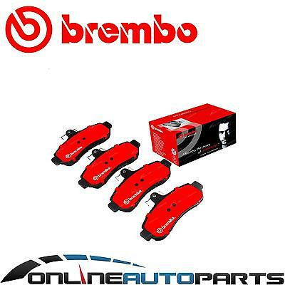 Brembo Front Disc Brake Pads for Mitsubishi Magna TR TS TE TF TH TJ 91 to 8/03