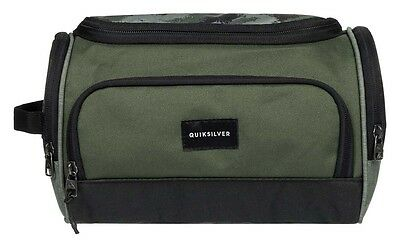 Quiksilver Capsule One Size Waxdotscamo Forest Night Neceseres