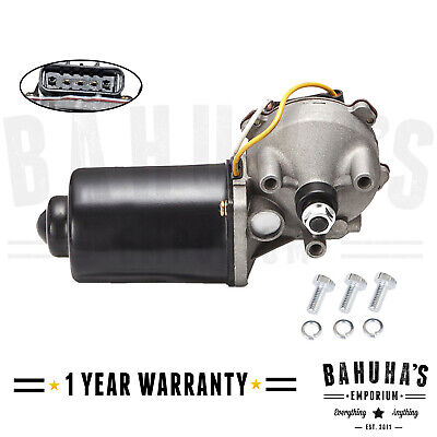 Front Windscreen Wiper Motor For Vauxhall Corsa C/ Combo/ Tigra 2000>On 23001902