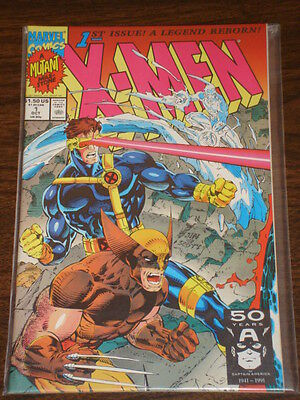 X-Men #1 Vol2 Marvel Comics Cover C October 1991
