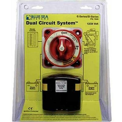 Blue Sea Systems Add A Battery Kit 120 Amp  Interruptores