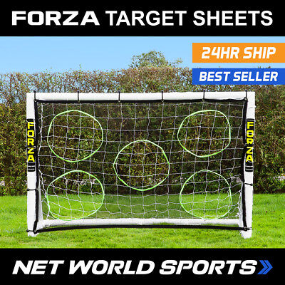 Soccer Goal Target Sheets – Instantly Perfect Your Striking Skills