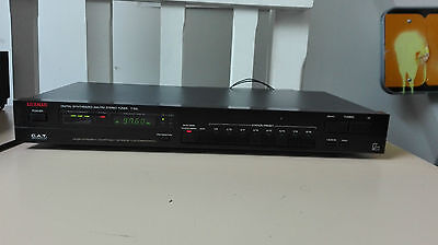 rare vintage luxman l92 l digital synthesiezd am/fm stereo tuner component serie