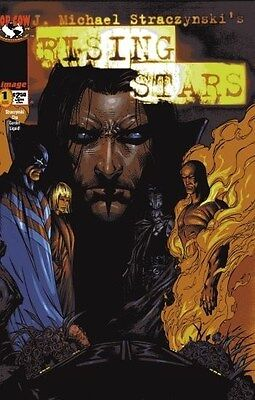 """Comic Image/ Top Cow """"Rising Stars #1"""" 1999 NM (Funeral Cover)"""