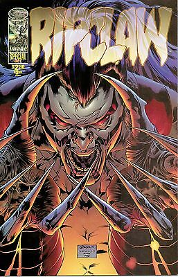 "Comic Image ""Ripclaw"" Special 1995 NM"