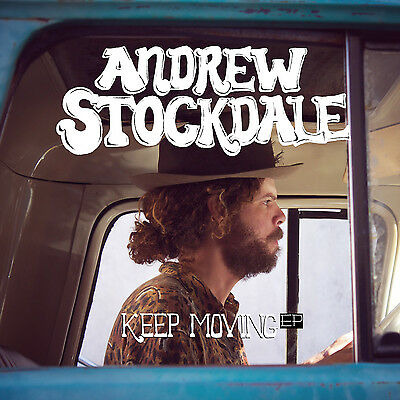Keep Moving by Andrew Stockdale (CD, 2013, Caroline Records) OOP