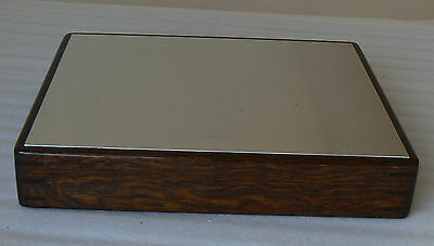 Home Made DIY tube amplifier wooden chassis/cabinet/enclosure - FRAME