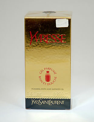 Ysl Yvresse Bath And Shower Gel 200 Ml