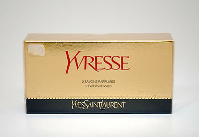 Ysl Yvresse Perfumed Soap 2 X 100 Grs.
