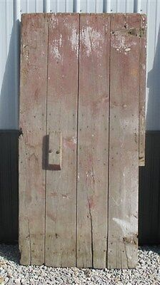 Vintage Wood Barn Door Reclaimed Lumber Architectural Salvage Hardware Siding s